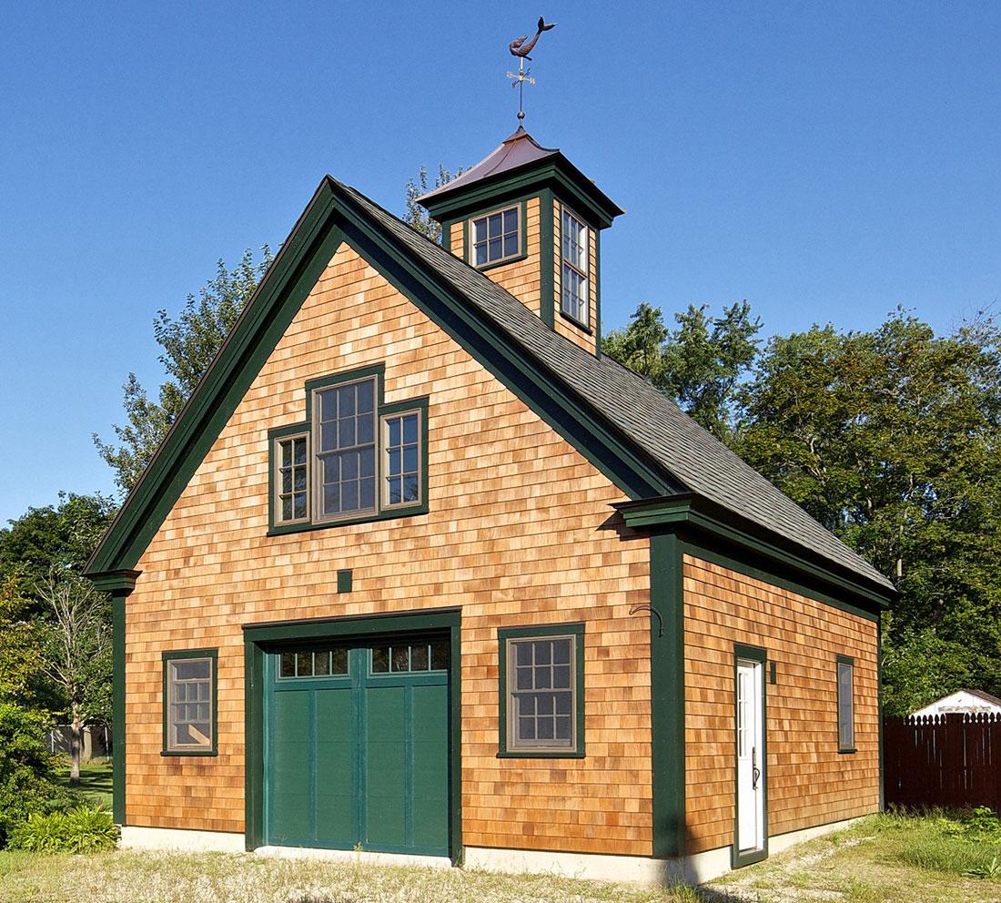 Houses And Barns City Barn