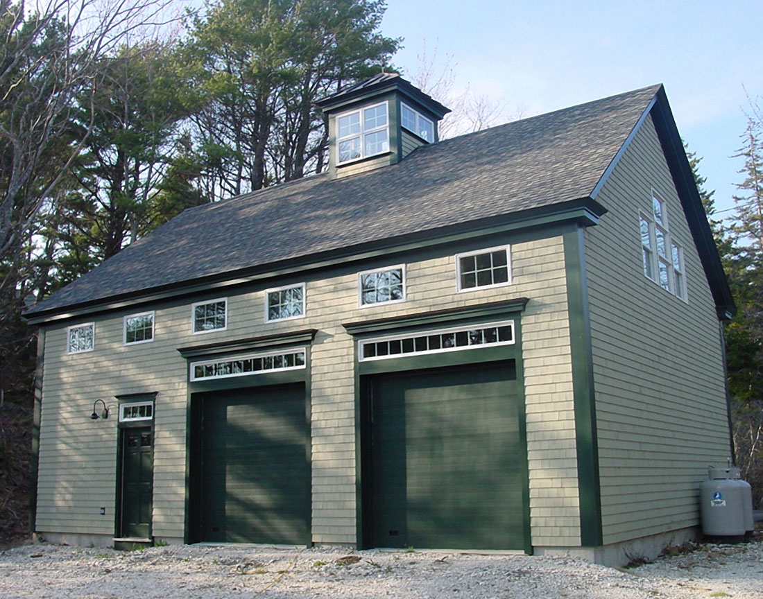 Houses And Barns Auto Workshop