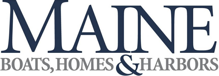 Maine Boats HOmes & Harbors logo