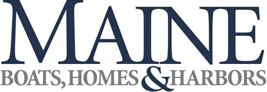 Maine Boats HOmes & Harbors logo