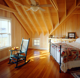 A Maine design & build general contractor, Houses & Barns by John Libby