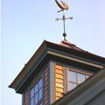 Barns cupola