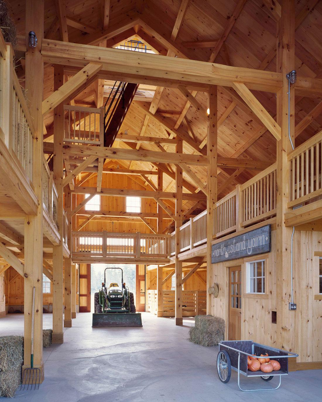 Houses And Barns Island Farm Houses And Barns