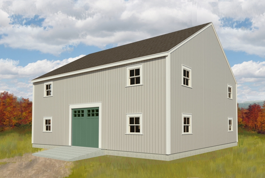 Houses and Barns | Pettengill Timber Frame - Houses and Barns