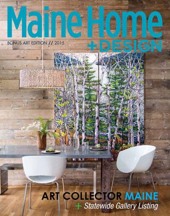 Art at Home Maine Home & Design