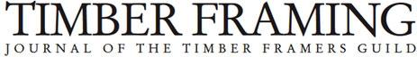 Timber Framer Journal