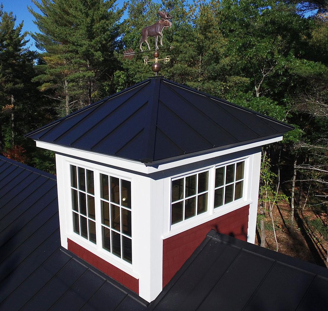 Hip Roof Barn Cupola Houses And Barns