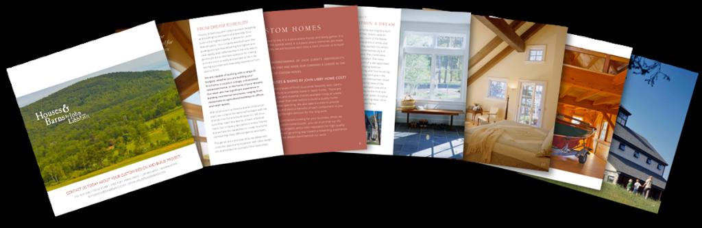 Houses and Barns brochure