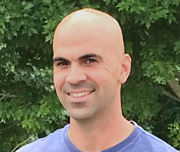 Christian Madore, Site Supervisor at Houses & Barns by John Libby