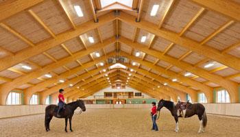 Broadview Farm inside
