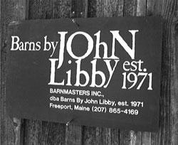 John Libby original logo